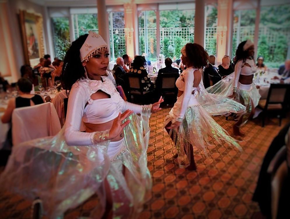 danseuses afro bresiliennes