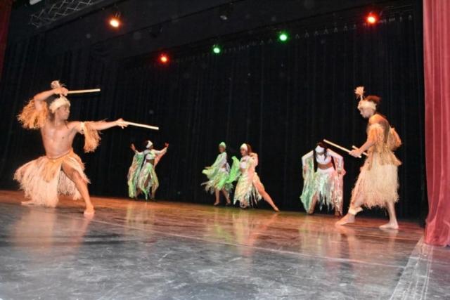 danseurs afro bresilien pour grand evenement