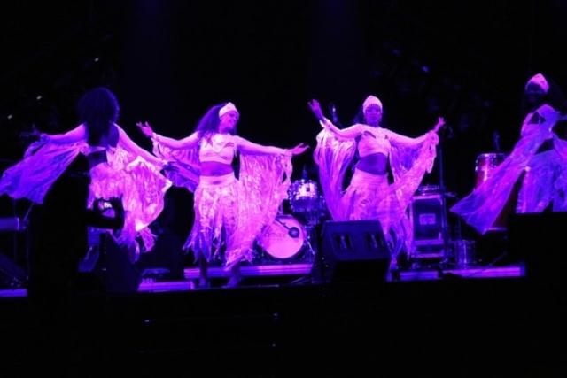 danseuses afro bresiliennes pour soirée évènementielle