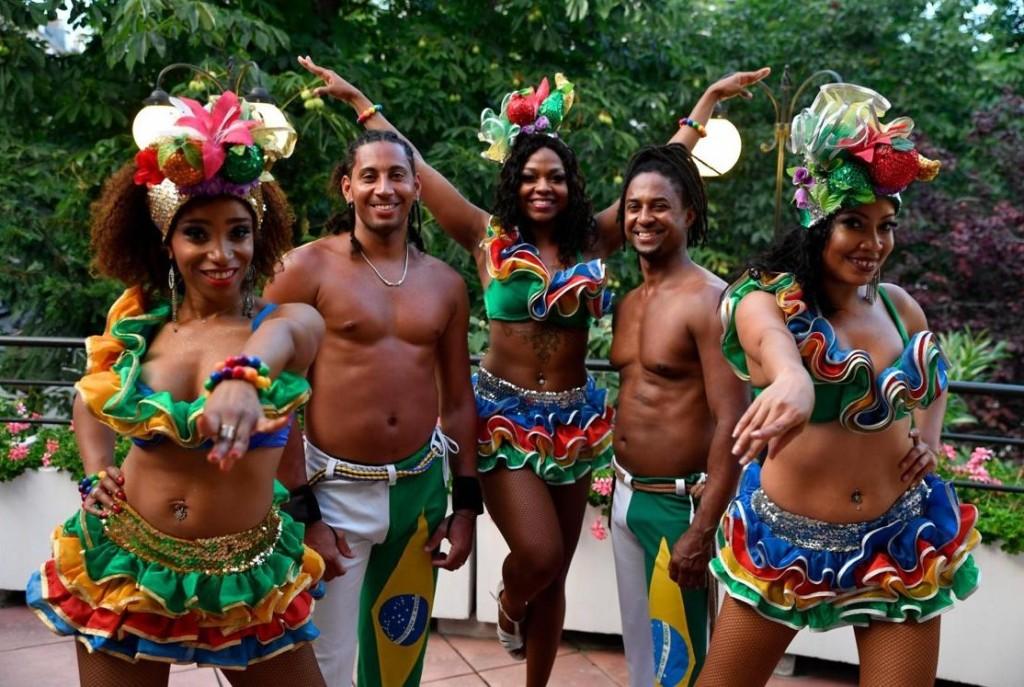 danseurs professionnels pour evenement festif