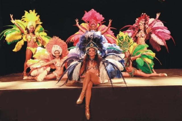 danseuses cabaret bresilien pour tout evenements