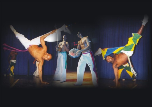 capoeira pour tout evenement