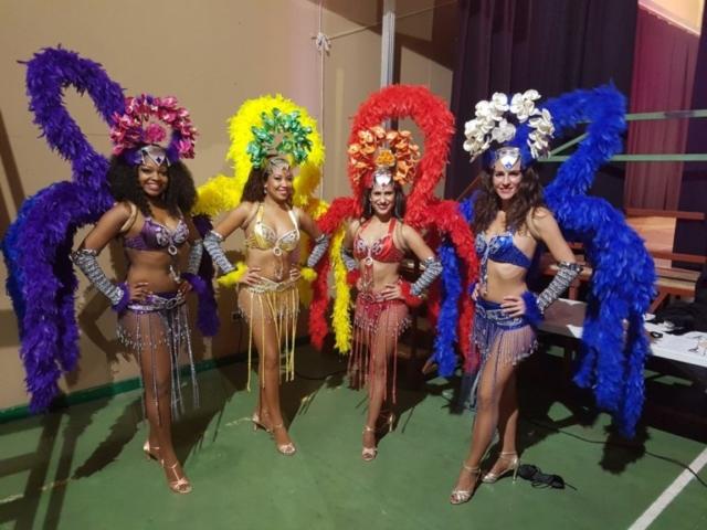 carnaval de cuba danseuses