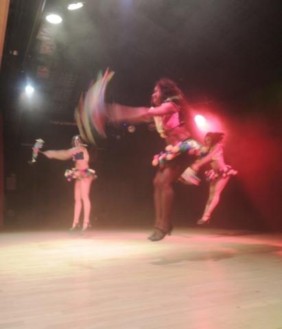 danseuses pour soirée évènementielle