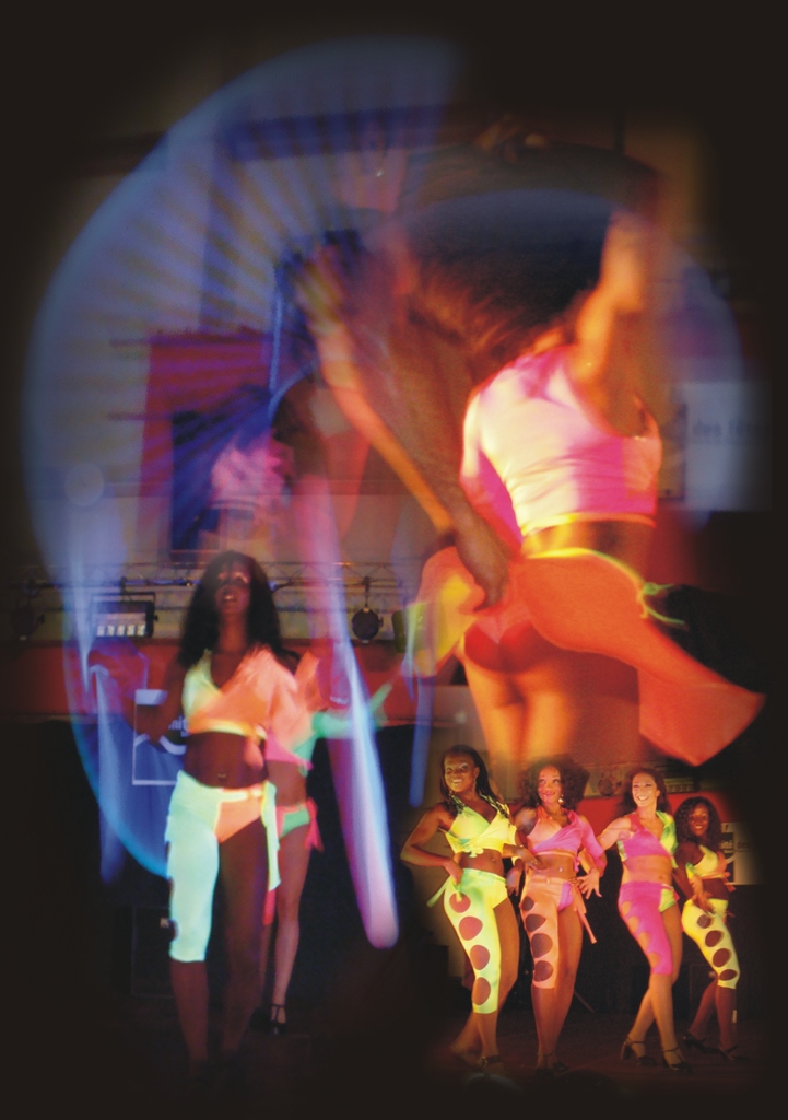 danseuse bresilenne professionnelle