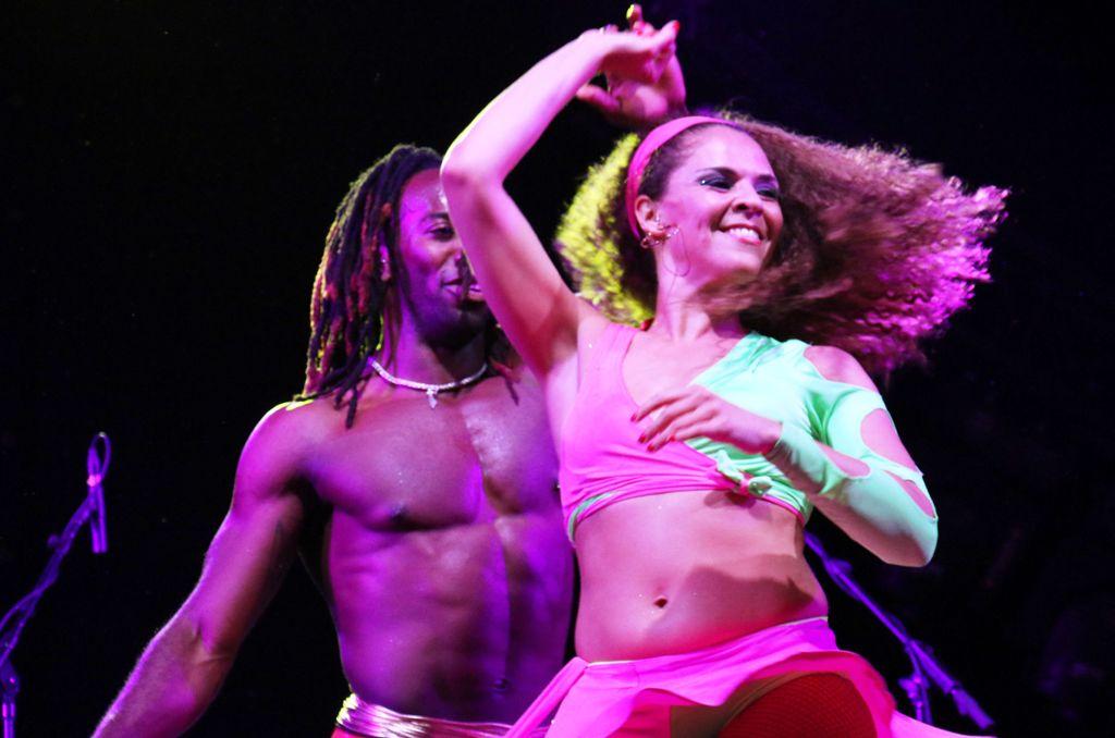 danseurs lambada brésiliens professionnels