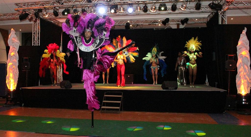 cabaret bresilien pour soirée evenementiel