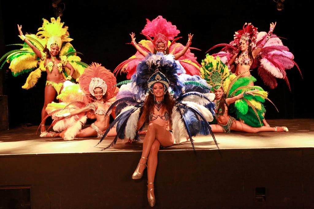 danseuses bresiliennes paris
