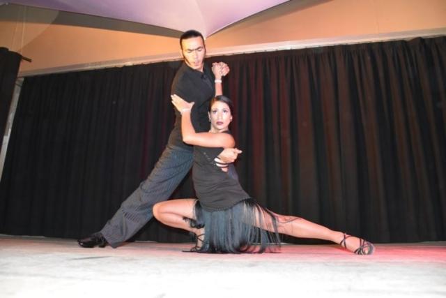 duo danseurs de tango paris